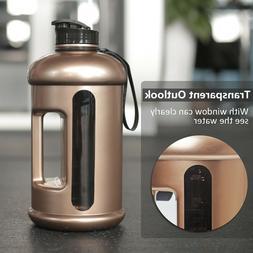 Large Water Bottle,BPA Free Plastic Water Jug 2.2L 75oz