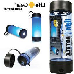 Life Gear Light Bottle - Water Bottle/Lantern/Flashlight