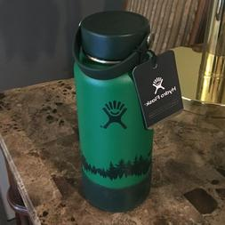 Hydro Flask Limited Edition Escape Forest Sage Trees 32oz Wi