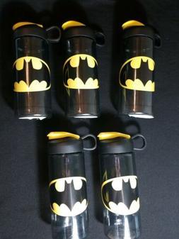 Lot Of 3 Zak ZAK! BATMAN Kids Water Sport Bottle-16-Oz-BPA-F