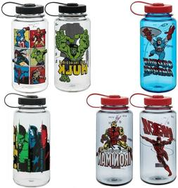 marvel avengers 32oz wide mouth tritan water