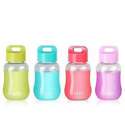 UPSTYLE Mini Plastic Coffee Travel Mugs Water Bottle Sports