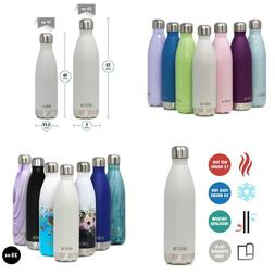 Mira Stainless Steel Vacuum Insulated Water Bottle | Leak-Pr