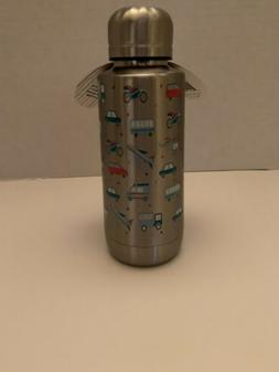 Manna Moda  Kids Boys Stainless Steel 11 Oz Water Bottle