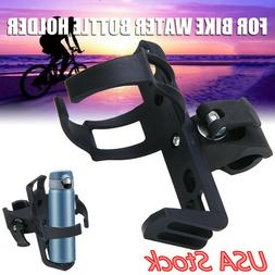 MTB Bike Bottle Holder Rack Adjustable Durable Bicycle Water