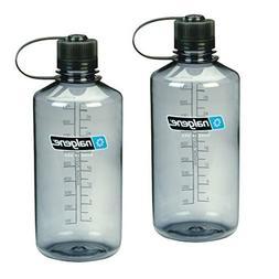 Nalgene Narrow Mouth 1 qt Everyday Water Bottle - 2 Pack