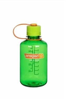 Nalgene Narrow Mouth 16oz Loop Top Water Bottle Melon Ball w