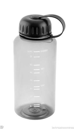SE NB111HT BPA Free Wide Mouth Water Bottle, 34 oz
