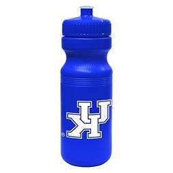NCAA Kentucky Wildcats Opaque Squeeze Water Bottle, 24-Ounce