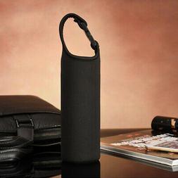 500ML Sport Water Bottle Case Insulator Bag Neoprene Pouch H