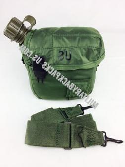 NEW Military 2Qt Insulated Pouch W/O Canteen Water Bottle Hu