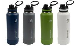 NEW ThermoFlask 40oz Insulated Stainless Steel Water Bottle