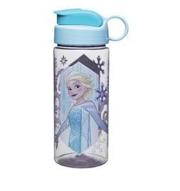 New Disney's Frozen Kids Water Bottle Girls BPA Free 16 Oz
