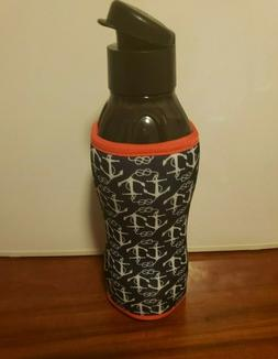 New Tupperware Eco Water Bottle Medium 25 oz w/ Insulated Sl