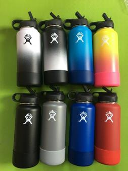 18/32/40OZ Hydro Flask Insulated Stainless Steel WaterBottle