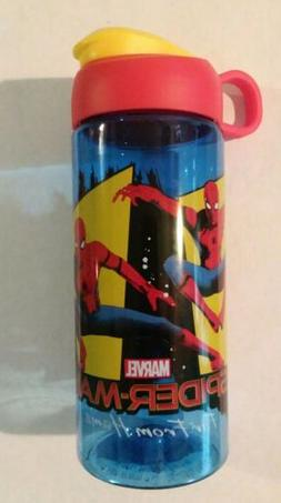 NEW Zak Designs Kids Water Bottle MARVEL- Spider-Man 16 oz B