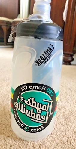 NEW CAMELBAK PODIUM Water Bottle Floyd of Leadville CBD Oil