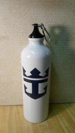 NEW Royal Caribbean Aluminum Water Bottle Beverage Container