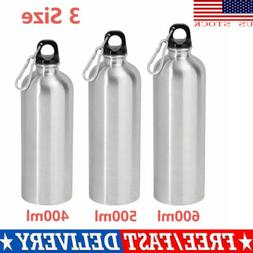 New Stainless Steel Water Bottle Double Wall Vacuum Insulate