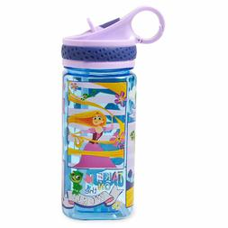 NEW Disney Store Tangled Princess Rapunzel & Pascal Water Bo