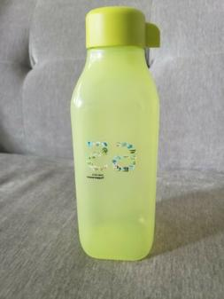 New Tupperware Eco 500ml Water Bottle Twist Cap Lid 65 Years