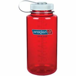 NEW Nalgene WIDE MOUTH Loop Top Water Bottle 32 Ounce OUTDOO