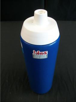 NEW Zak! 24.5oz Squeeze Water Bottle with One Way Valve - Bl