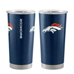 NFL Denver Broncos Ultra Tumbler, 20-ounce