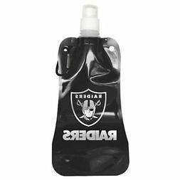 NFL Oakland Raiders Foldable Water Bottle 16 oz