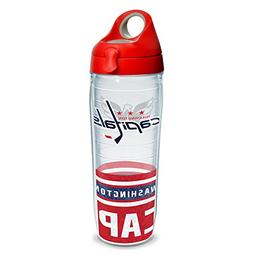 Tervis 1231003 NHL Washington Capitals Tumbler with Wrap and