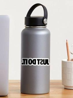 "Nike Sticker ""Just Do It"" for Laptop/Water Bottle/Phone"
