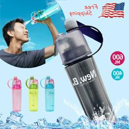 Outdoor Sport Portable Travel Water Drinking Cup Leak Proof