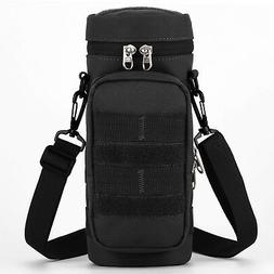 Outdoor Sports Travel Camping Hiking Water Bottle Carrier In