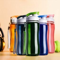 Outdoor Sports Water Bottle Portable Leak-Proof  Juice Cup T