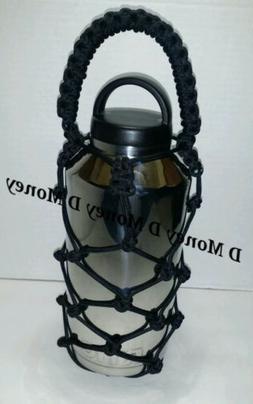 Paracord Water Bottle Carrier Net for Yeti Ozark & Rtic 64oz
