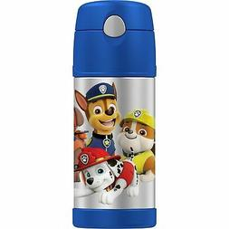 Paw Patrol Stainless Steel Funtainer Hydration Bottle - 12 O