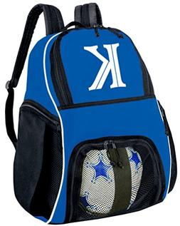 Broad Bay Personalized Soccer Backpack - Custom Volleyball B