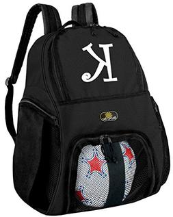 Personalized Soccer Backpack Ball Holding Practice Bag Custo