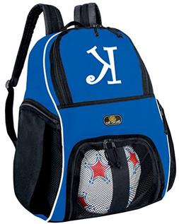 Broad Bay Personalized Soccer Backpack Monogrammed Ball Carr