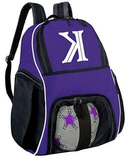 Broad Bay Personalized Soccer Backpack or Custom Volleyball