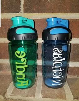 ⭐⭐Personalized Water Sports Bottle 14oz Monogrammed KIDS