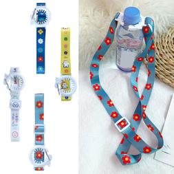 Portable 1PC Shoulder Strap Baby Kettle Buckle Lanyard Water