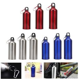 Portable Aluminum Travel Outdoor Bicycle Sport Water Bottle