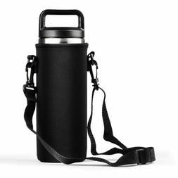 Portable Water Bottle Kettle Pitcher Sleeve Carrying Pouch I