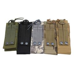 Oxford Cloth Canteen Water Bottle Bag Tactical Military Moll