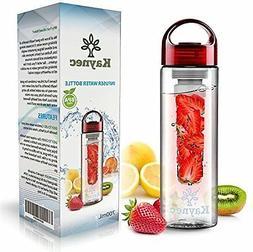 Premium Fruit Infuser Water Bottle  BPA-Free, USA Seller!