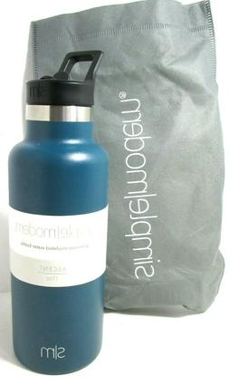 Simple Modern Premium Insulated Teal Water Bottle, Ascent  1