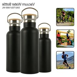premium stainless steel double wall vacuum insulated