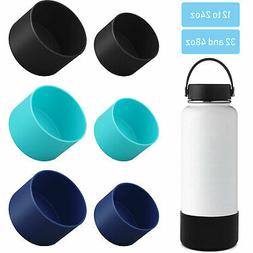 Protective Silicone Bottle Boot/Sleeve Anti-Slip Bottom Cove