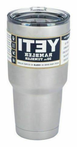 Yeti Rambler Stainless Steel Cup Insulated 30oz Tumbler with